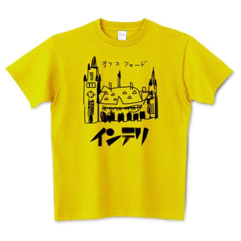 インテリTシャツ